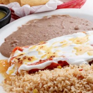 Enchiladas Aztecas