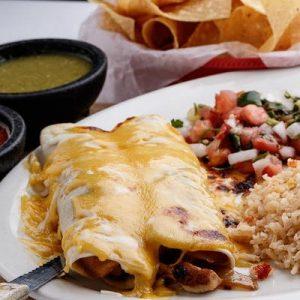 Enchiladas al Comal
